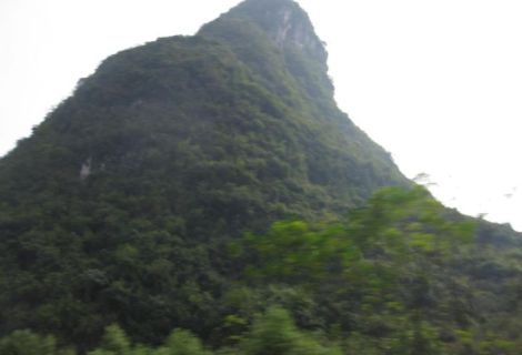 Gorgeous GuiLin Mountains