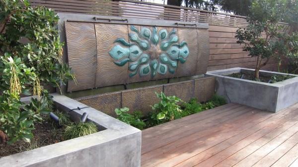 Wall Fountains - Damienjonesart Fountain Sculptures
