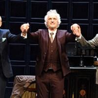 NO MAN'S LAND A West End Hit! Press Night Reviews & Curtain Call Photos