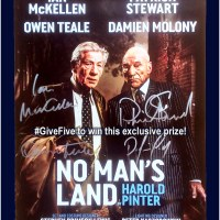 DMF CHARITY PRIZE DRAW UPDATE : WIN Exclusive No Man's Land poster signed by ENTIRE CAST!