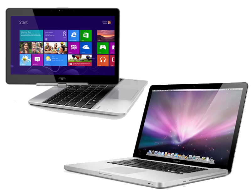 HP EliteBook Revolve Vs MacBookPro Neither!!!