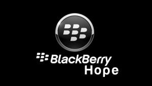 Blackberry Hope