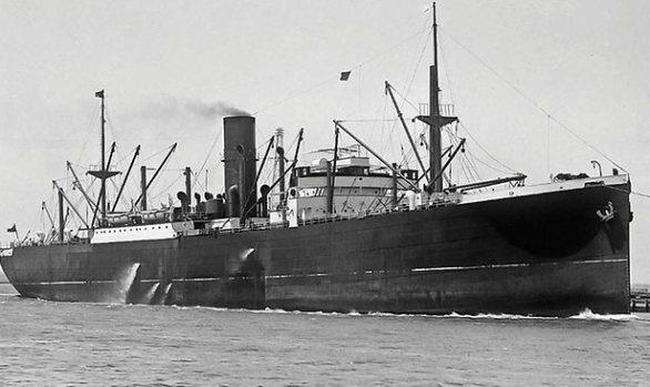 MV Limerick