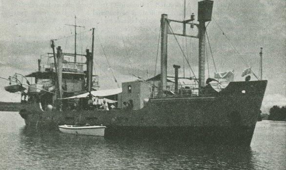 MV Fairwind Discovery