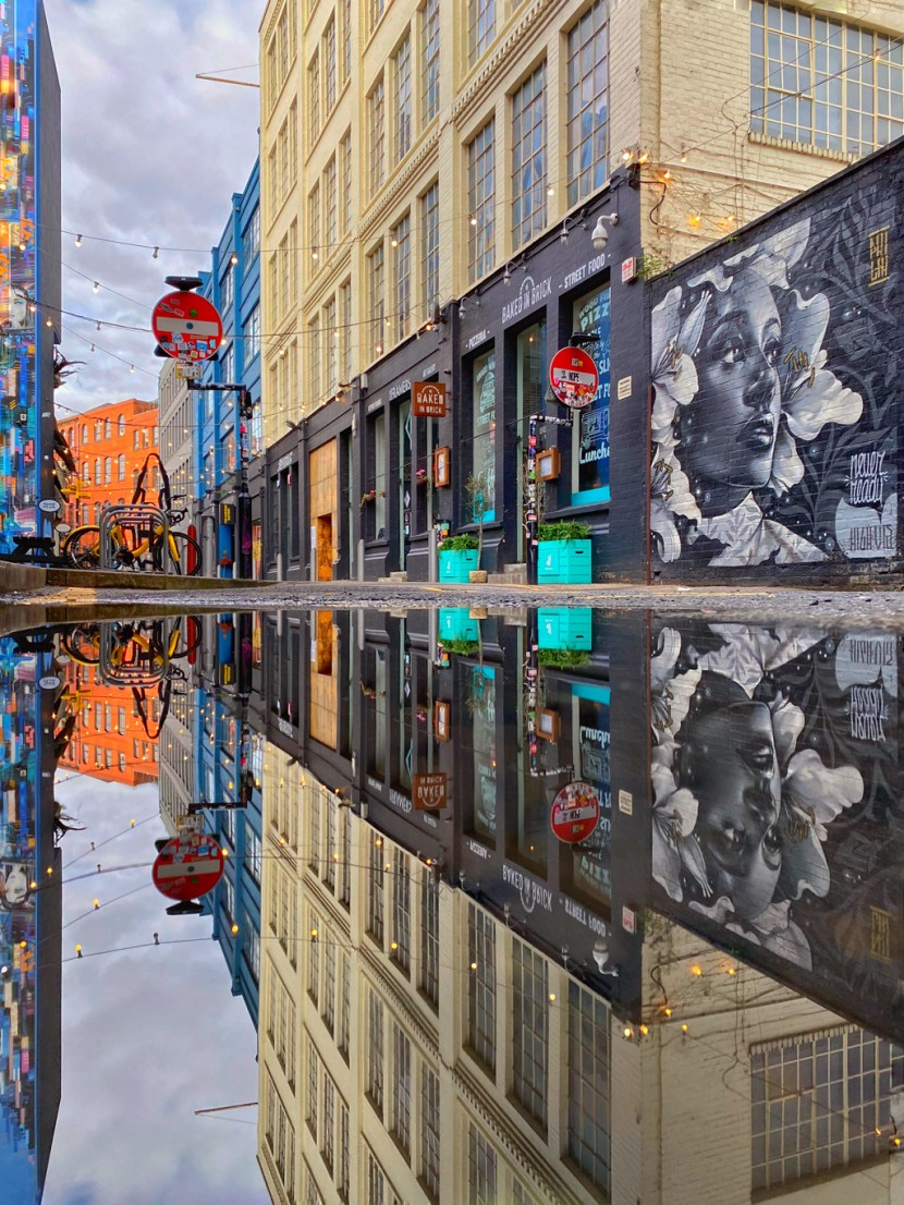 Reflections in Digbeth
