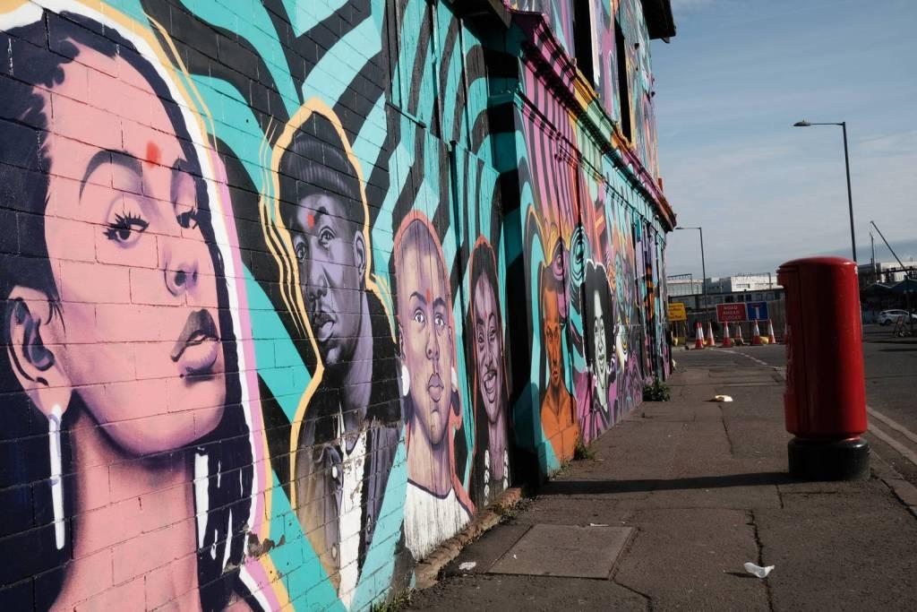 Digbeth street art