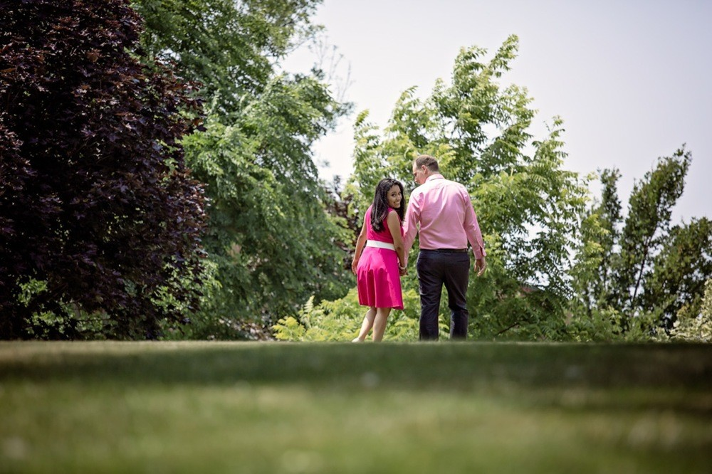 Amy and Sean: Beautiful & Civil, Ceremony - Whitby