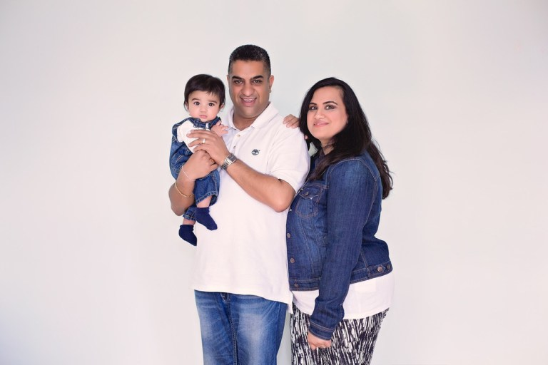 Tamanna, Rishi & Narun: Pickering Portrait Photographer