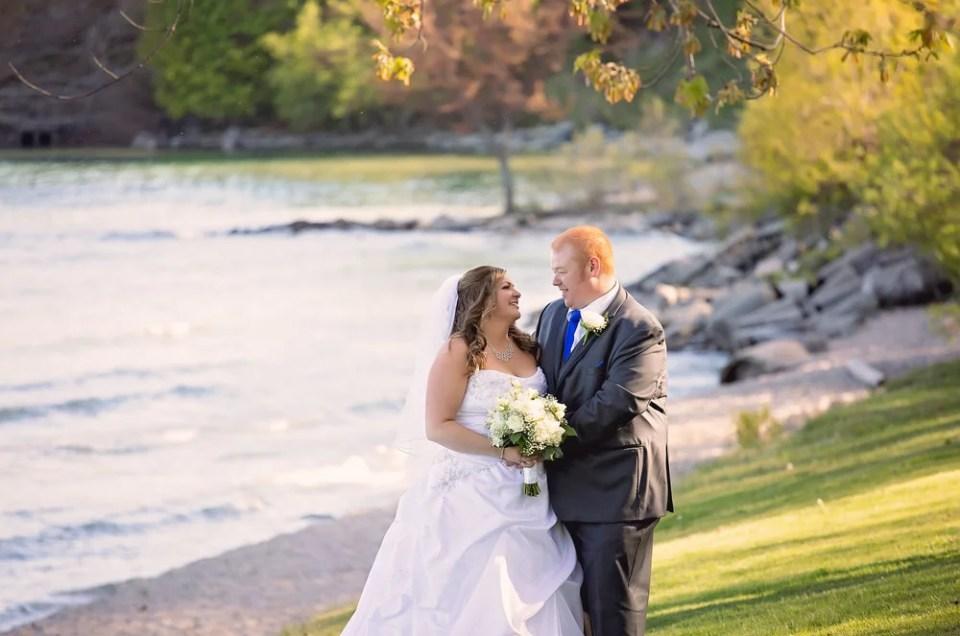 Sara & Cameron: Jubilee Pavilion, Oshawa Wedding