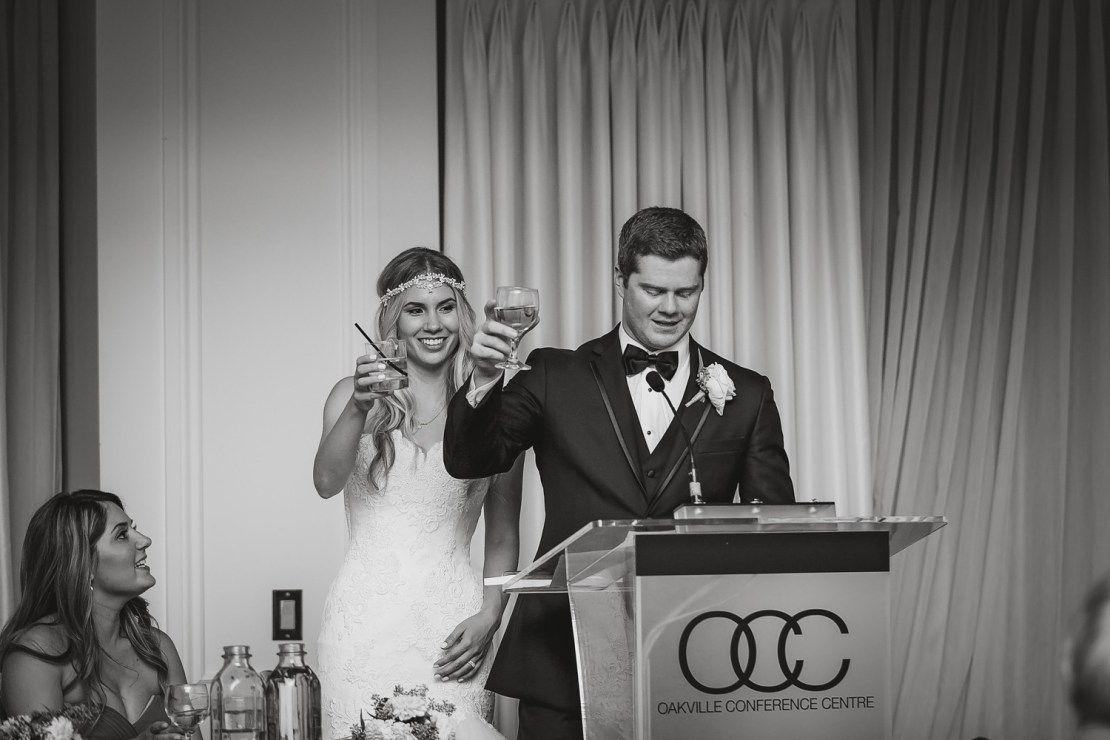 063 - - - Janine & Richard- Oakville Conference & Banquet Centre Wedding