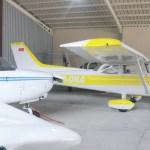 Škola za pilote, restoran…