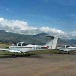 Aeromiting u Podgorici: IV memorijal Veljko Ivančević
