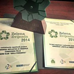 Zelena zvijezda za inicijativu uređenja Ćemovskog: A gdje su kazne?