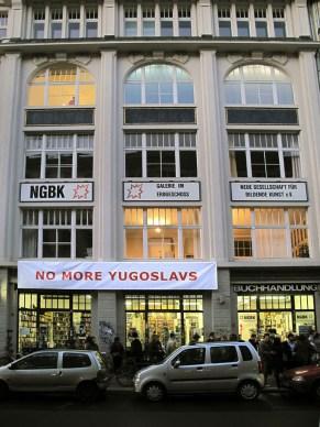 No more Yugoslovs?