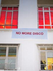 No more disco 2017