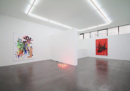 View exhibition Mythologiy of the Titans, Galerie Krupic Kersting/ kuk