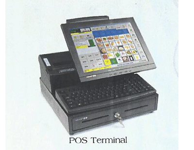 POS terminal - pos hardware from damitech solutions kenya