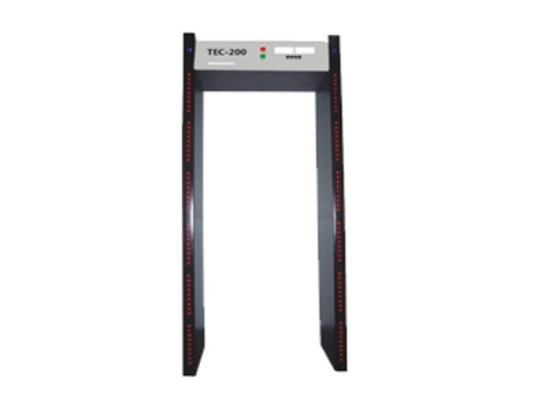 Tec-200 walkthrough metal detector image