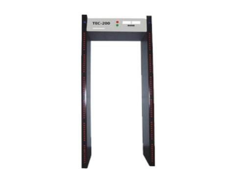 Tec-200 walkthrough metal detector image