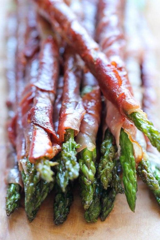 Gluten-Free Prosciutto Wrapped Asparagus