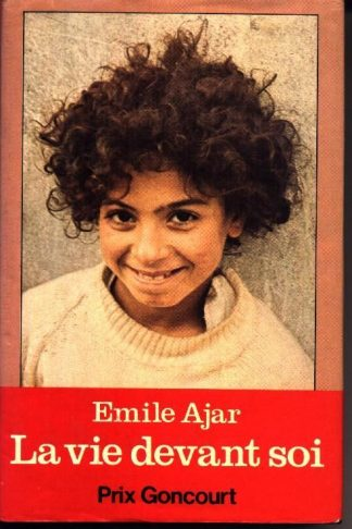 Emile Ajar La Vie Devant Soi : emile, devant, 🇫🇷, Devant, Emile, Ajar/Romain, Bookstore