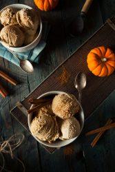 Pumpkin Ice Cream Recipe