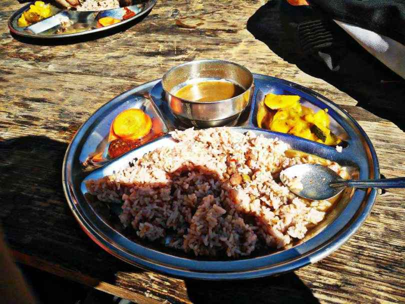 Brown Rice from Jumla