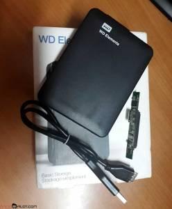 Convert Internal hard disk to external