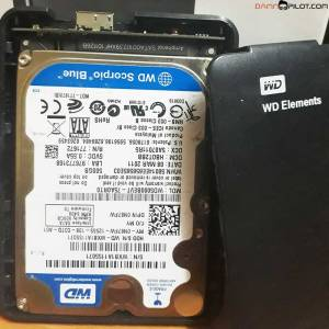 Convert Internal hard drive to external