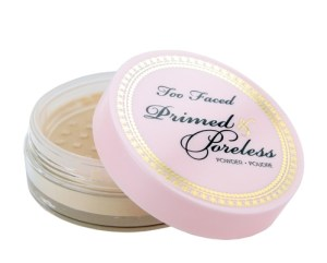 Best High End Products-too-faced-primed-and-poreless-powder