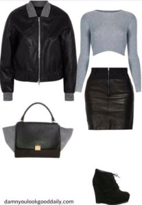 Bomber-jacket-with-a-skirt