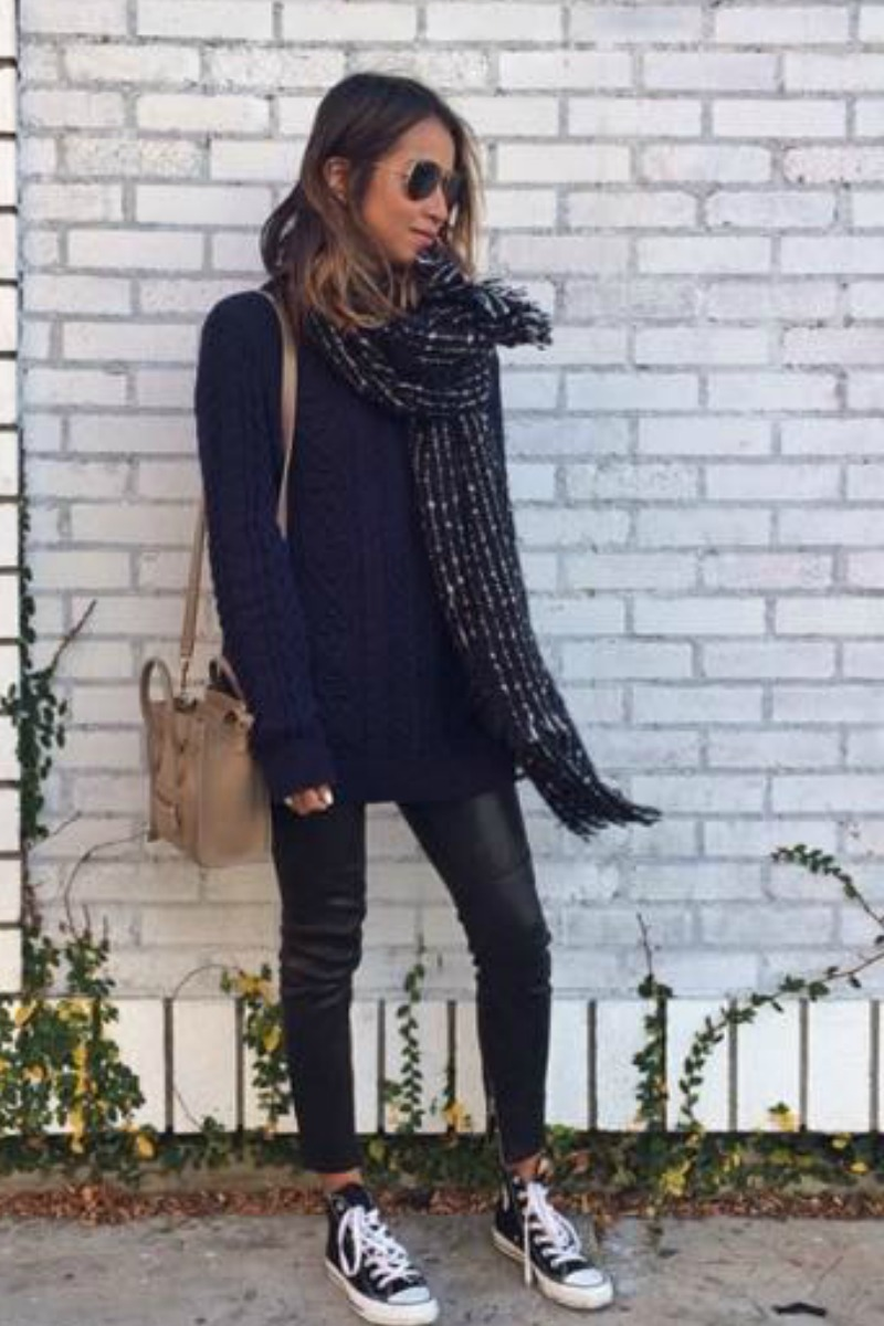 49 cute casual fall winter outfits for school and street