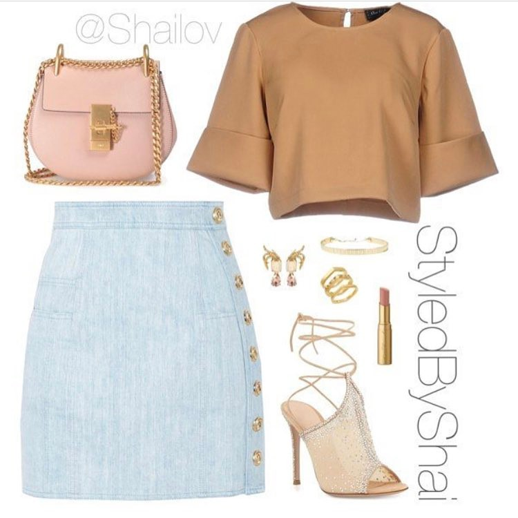 Super cute spring look from shailov Fashionista FashionDiaries FashionStylist FashionBloggerhellip