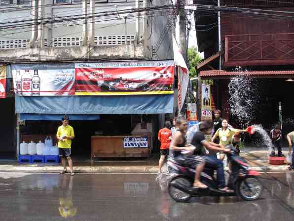 Songkran madness