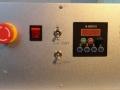 Control unit front plate