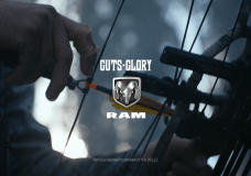 RAM Bow and Arrow