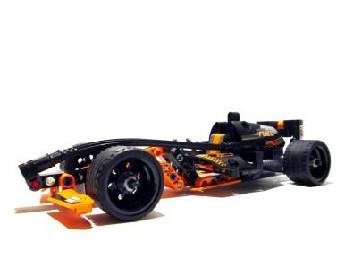 Black Champion Racer