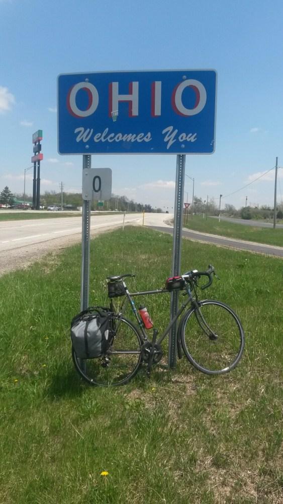 TransAmerica Bike Ride Day 38 - 102 miles