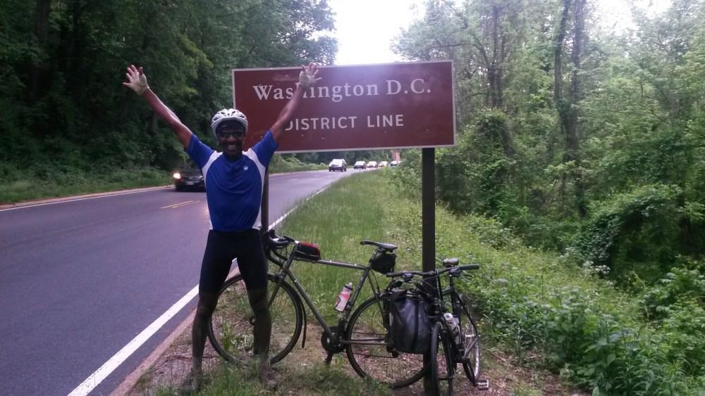 TransAmerica Bike Ride Day 45 - 115 miles