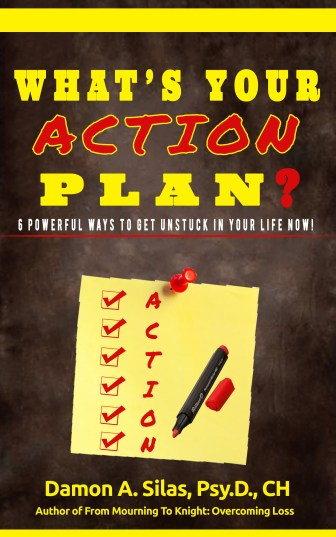What's Your Action Plan? Book Cover