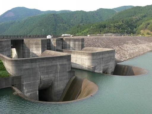 1364-青土ダム/おおづちだむ