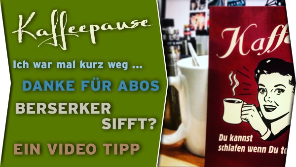 Kaffeepause - Vape