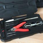 Coil Master DIY Kit mini v2 - Werkzeuge