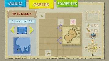 Aperçu de la carte depuis le WiiU Gamepad