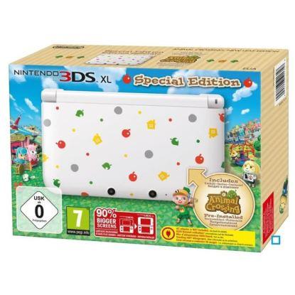 3DS XL Edition Animal Crossing: New Leaf