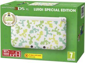 3DS XL Edition Luigi
