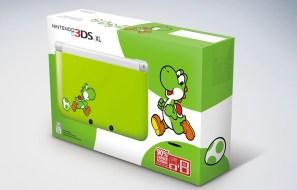 3DS XL Edition Yoshi
