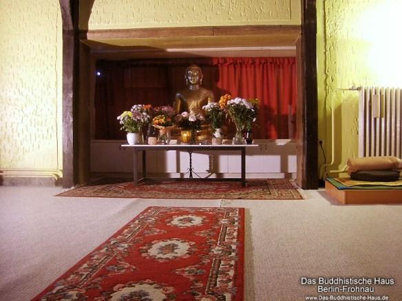 Das Buddhistische Haus in Berlin