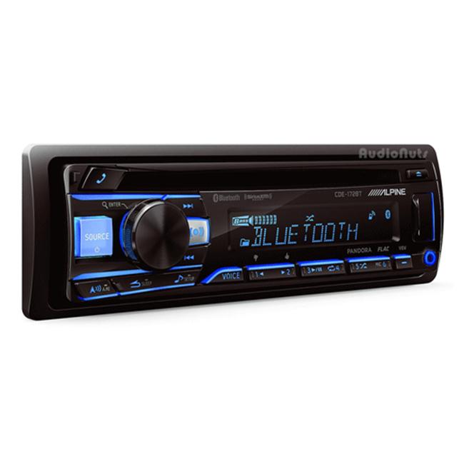 sistema de BT / CD / AM / FM con tablero DIN Bluetooth y control Pandora