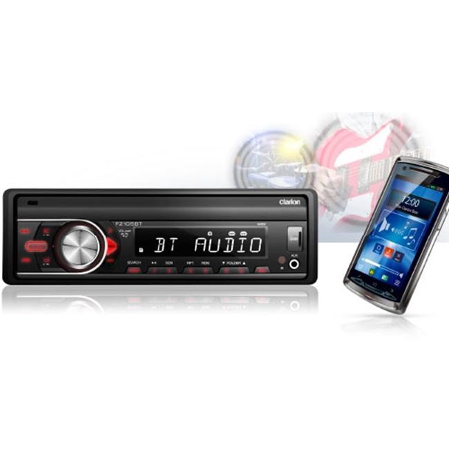 RECEPTOR DE USB/ENTRADA AUXILIAR/SD/MP3/WMA CON BLUETOOTH INCORPORADO